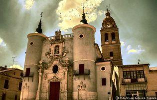Iglesia de Santa María la Asunción - Rueda