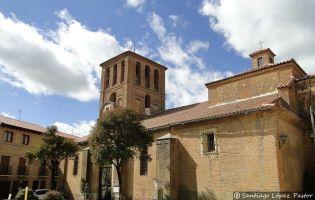 Iglesia de San Pedro- Saldaña