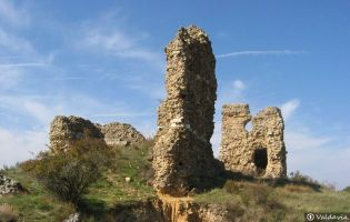 Castillo de Saldaña - Palencia