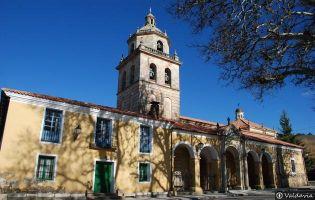 Ermita de la Virgen del Valle - Saldaña
