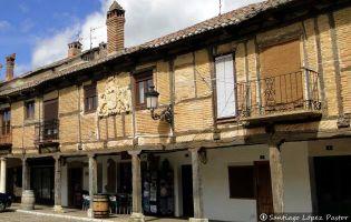 Lugares de interés en Saldaña - Palencia