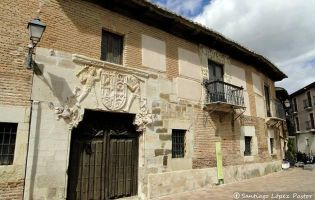 Monumentos en Saldaña - Palencia