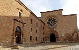 Monasterio Santa María de Huerta - Soria