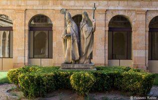 Claustro Herreriano - Monasterio Santa María de Huerta