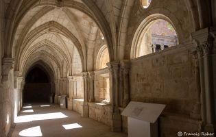 Claustro Gótco- Monasterio Santa María de Huerta