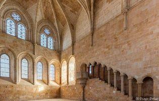 Refectorio de los Monjes - Monasterio Santa María de Huerta