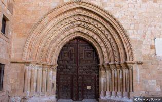 Portada - Monasterio de Santa Maria de Huerta