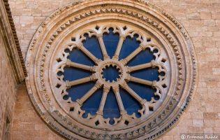 Rosetón - Monasterio de Santa María de Huerta
