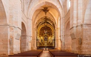 Iglesia - Monasterio Santa María de Huerta