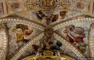 Bóveda - Monasterio Santa María de Huerta