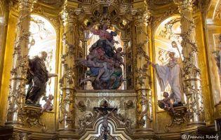 Retablo - Monasterio Santa María de Huerta