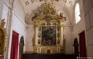 Sacristía - Monasterio Santa María de Huerta