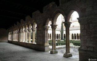 Claustro - Santa María la Real de Nieva