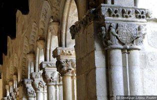 Capiteles - Monasterio Santa María la Real de Nieva