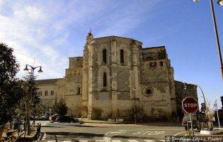 Monasterio - Santa María la Real de Nieva