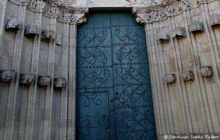 Portada Iglesia Santa María la Real de Nieva