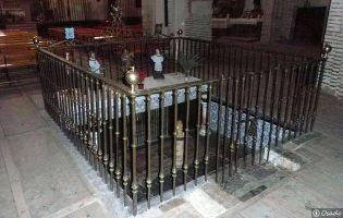 Cueva - Iglesia Santa María la Real de Nieva
