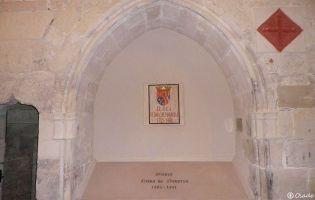Mausoleo Reina Blanca - Santa María la Real de Nieva