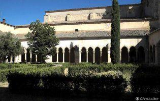 Jardín - Monasterio Santa María la Real de Nieva