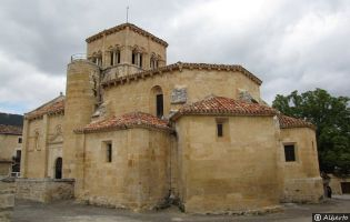 Iglesia de San Nicolás - El Almiñé