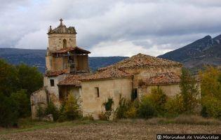 Iglesia abandonada - Toba de Valdivielso