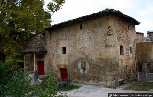 Casa blasonada - Toba de Valdivielso