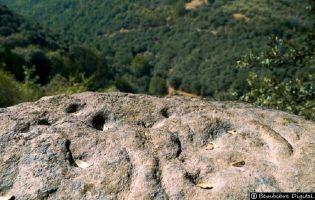 Sendero Los Petroglifos de Santa Marina de Torre