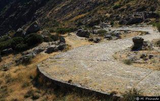 Senda Los Arrieros y Calzada romana