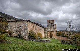 Ermita de San Pedro de Tejada - Puente Arenas