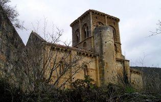 Ermita románica de San Pedro de Tejada