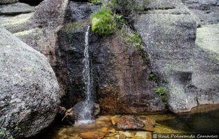 Cascada - Calderas de Neila