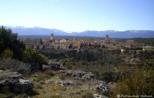 Senderos en Pedraza - Segovia