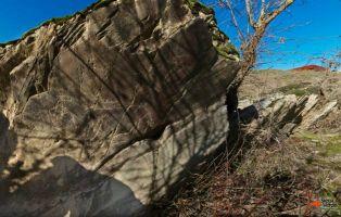 Grabados rupestres Siega Verde