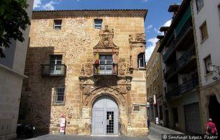 Palacio de los Ríos y Salcedo   Soria