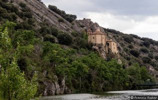 Ermita de San Saturio   Soria