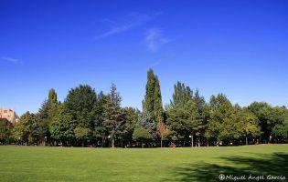 Parque Alameda de Cervantes | Soria