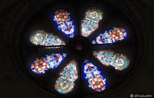 Rosetón Iglesia de Santo Domingo | Soria