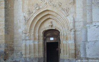 Portada - Igesia de San Hipólito