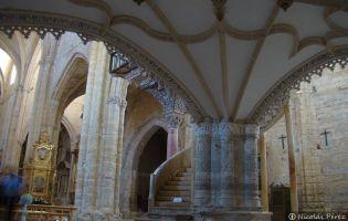 Interior Iglesia de San Hipólito