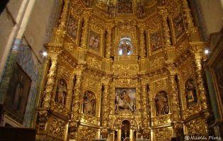 Retablo - Iglesia de San Hipólito
