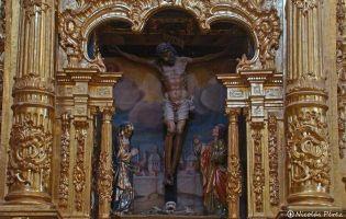 Detalle Retablo - Iglesia de San Hipólito