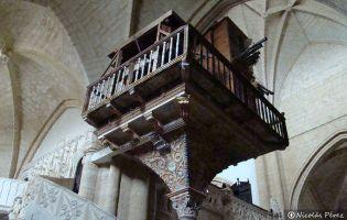 Órgano Iglesia de San Hipólito - Támara de Campos