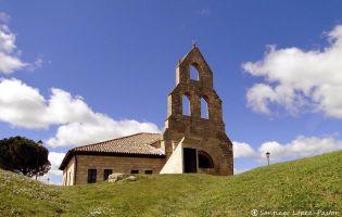 Iglesia del Castillo - Támara de Campos