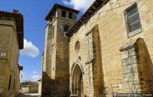 Monasterio benedictino de San Miguel - Támara de Campos