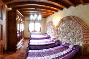 Alojamiento rural Tierra de Pinares - Segovia