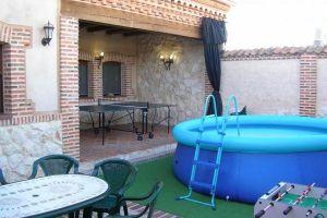 Alojamiento rural Campiña Segoviana