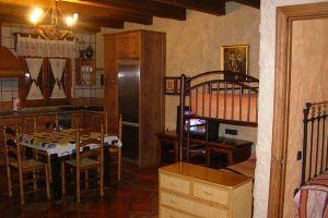 Interior - Casa rural La Morada