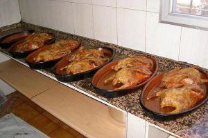 Casas rurales con servicio de comida por encargo