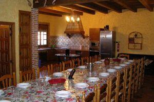 Casa rural La Gaviota - Navas de Oro