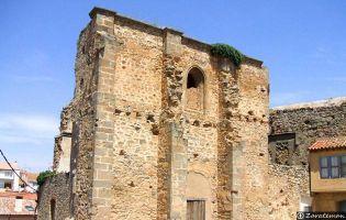 Ruinas Nuestra Señora de Yanguas - Ágreda